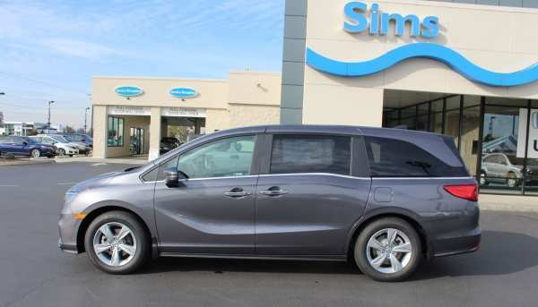 58 Gallery of 2019 Minivans Exterior for 2019 Minivans