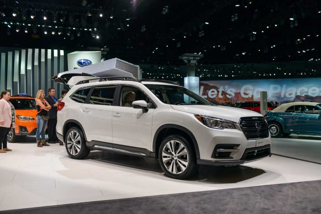 58 Gallery of 2019 Subaru Viziv Pickup Wallpaper by 2019 Subaru Viziv Pickup
