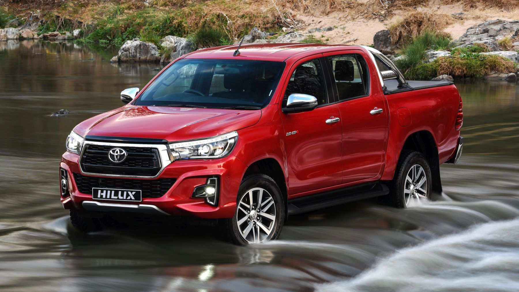 58 Gallery of 2019 Toyota Bakkie Performance and New Engine by 2019 Toyota Bakkie