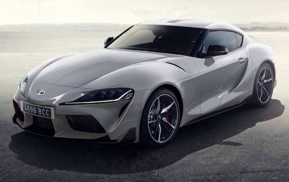 58 Gallery of 2019 Toyota Supra News First Drive with 2019 Toyota Supra News