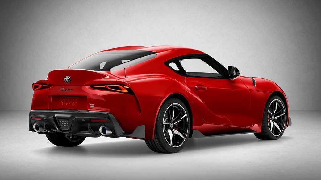 58 Gallery of 2019 Toyota Supra Update Specs with 2019 Toyota Supra Update
