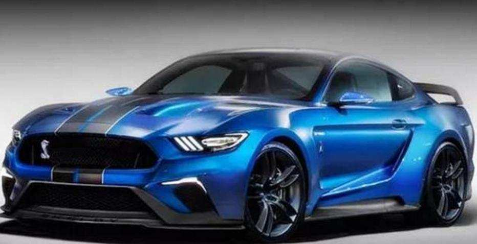 58 Gallery of 2020 Ford Mustang Gt Redesign and Concept with 2020 Ford Mustang Gt