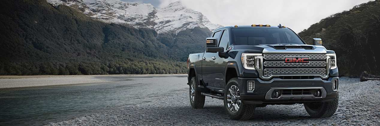 58 Gallery of 2020 Gmc Pickup Concept with 2020 Gmc Pickup