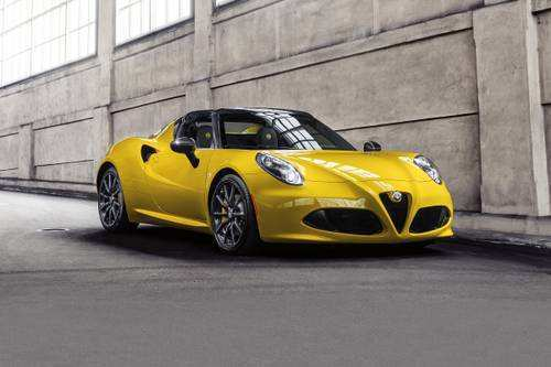 58 Great 2019 Alfa Romeo 4C Price with 2019 Alfa Romeo 4C