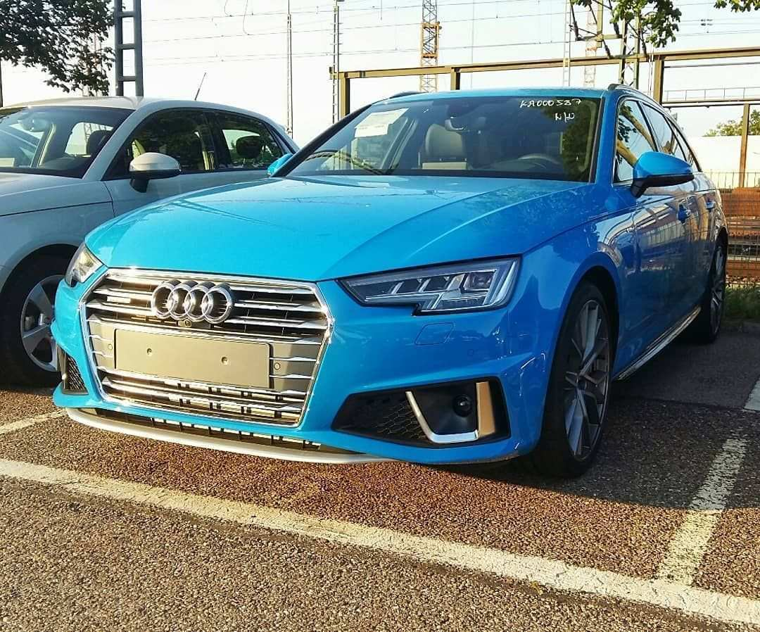58 Great 2019 Audi A4 For Sale Overview by 2019 Audi A4 For Sale