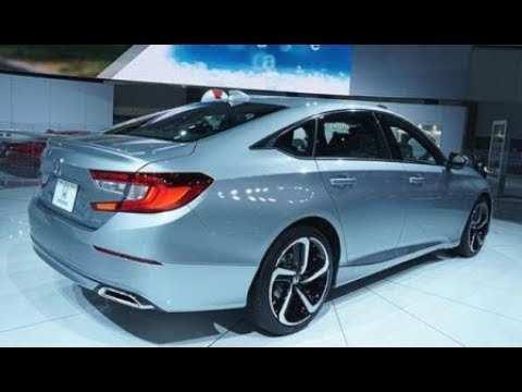 58 Great 2019 Honda Accord Sport Configurations for 2019 Honda Accord Sport