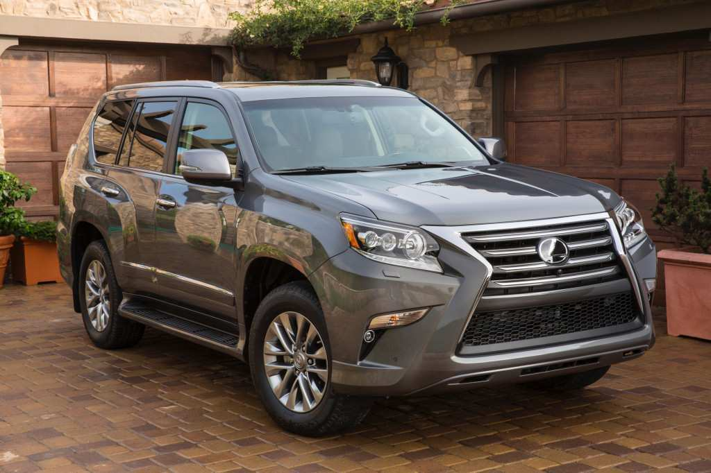 58 Great 2019 Lexus Gx Spy Photos Specs with 2019 Lexus Gx Spy Photos