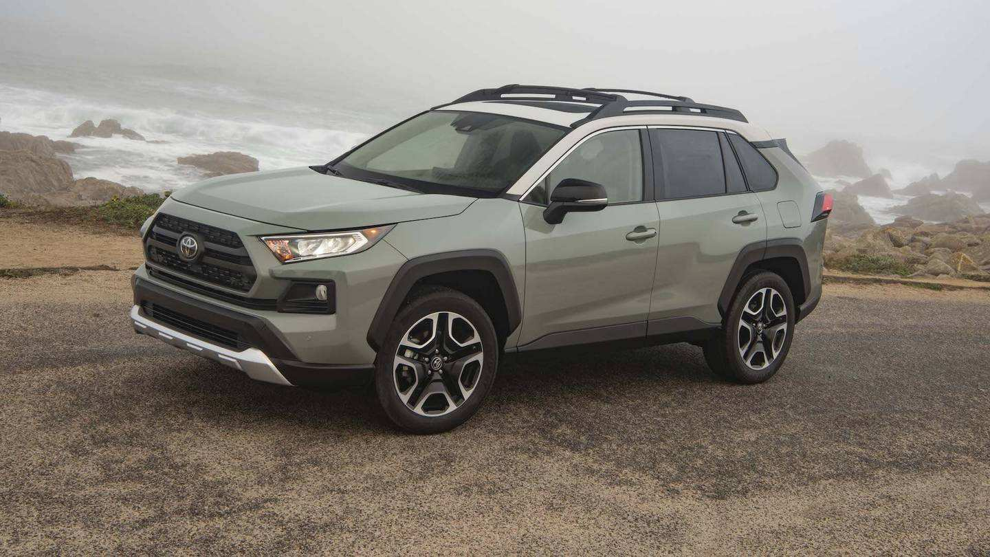 58 Great 2019 Toyota Rav4 Picture by 2019 Toyota Rav4