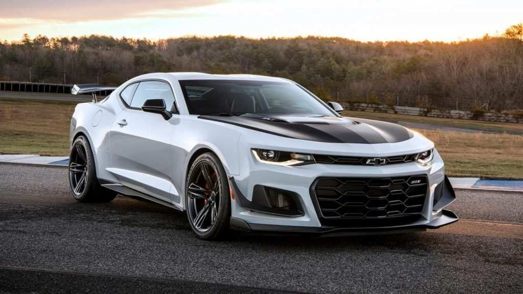 58 Great 2020 Chevrolet Camaro Ss Speed Test with 2020 Chevrolet Camaro Ss