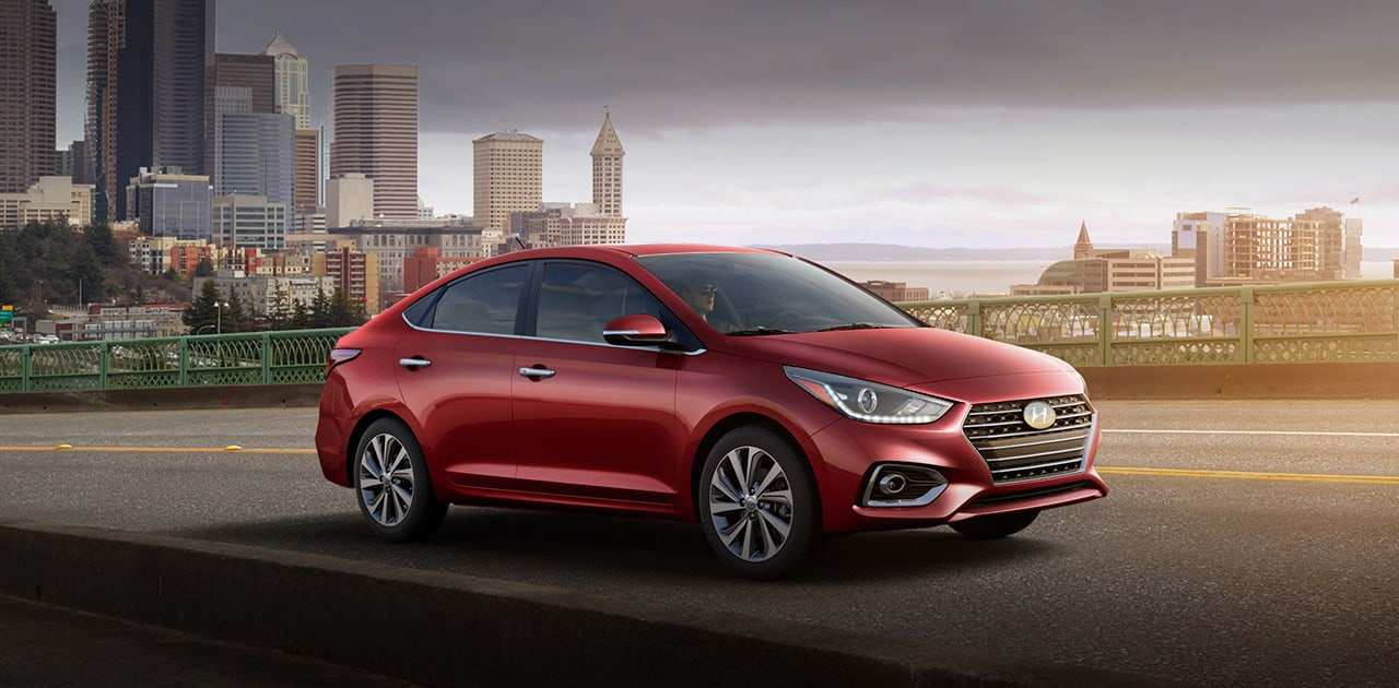 58 Great 2020 Hyundai Accent Overview by 2020 Hyundai Accent