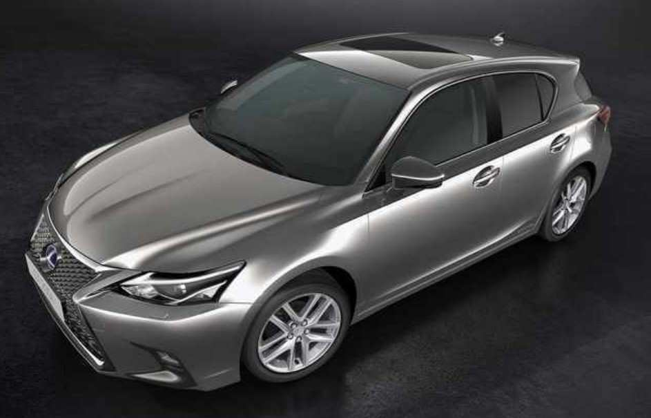58 Great 2020 Lexus Hybrid Specs and Review by 2020 Lexus Hybrid