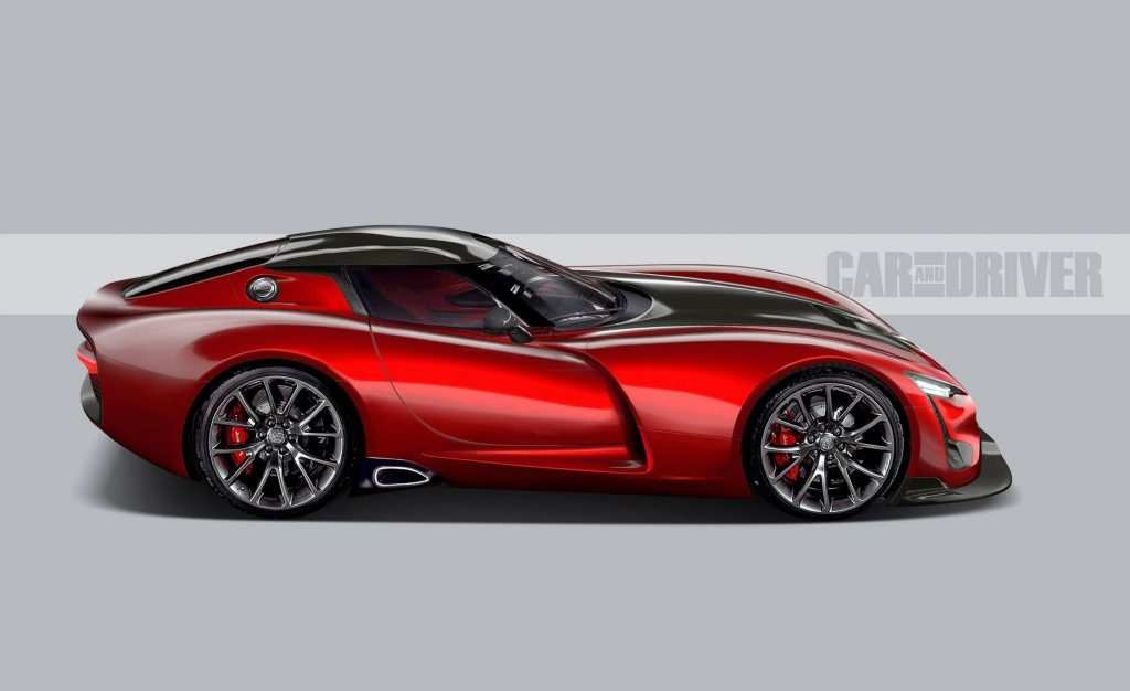 58 New 2019 Dodge Viper Specs Spy Shoot by 2019 Dodge Viper Specs
