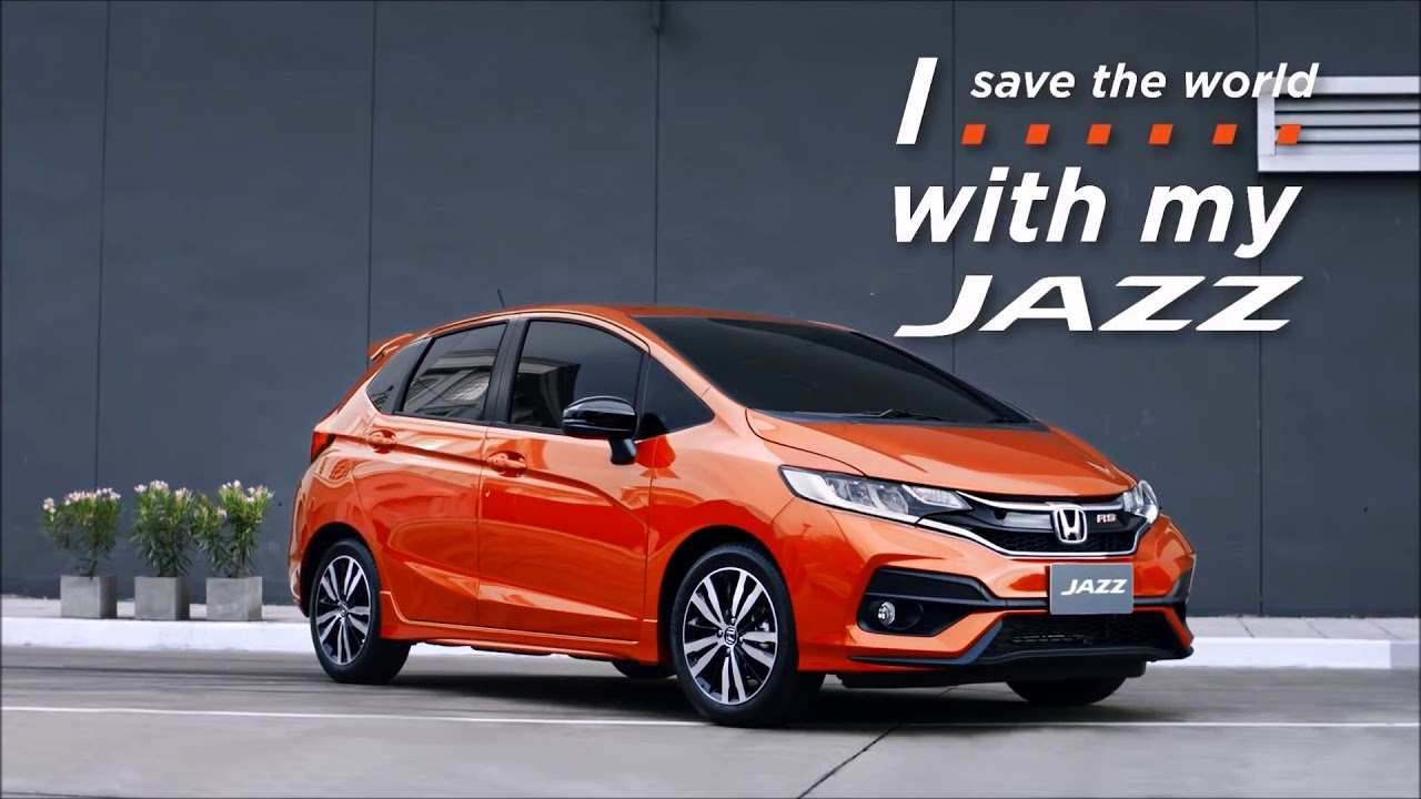 58 New 2019 Honda Jazz Review Photos with 2019 Honda Jazz Review