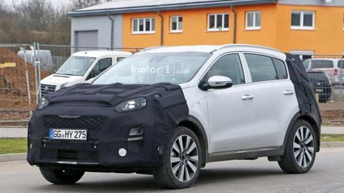 58 New 2019 Kia Sportage Redesign Overview with 2019 Kia Sportage Redesign