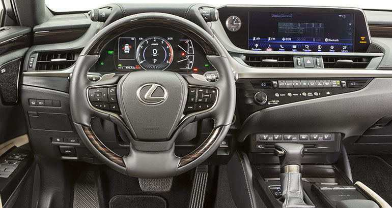 58 New 2019 Lexus Es Interior Interior for 2019 Lexus Es Interior