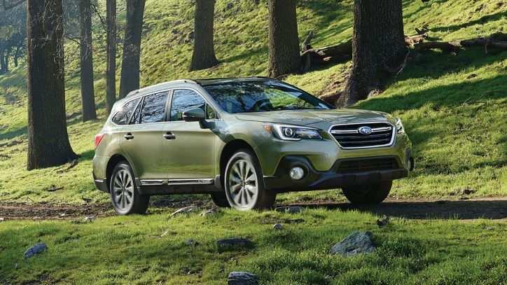 58 New 2019 Subaru Wagon Ratings by 2019 Subaru Wagon