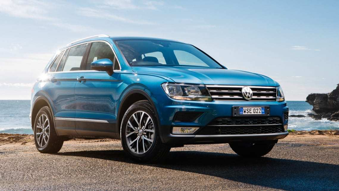 58 New 2019 Volkswagen Tiguan Review Redesign with 2019 Volkswagen Tiguan Review