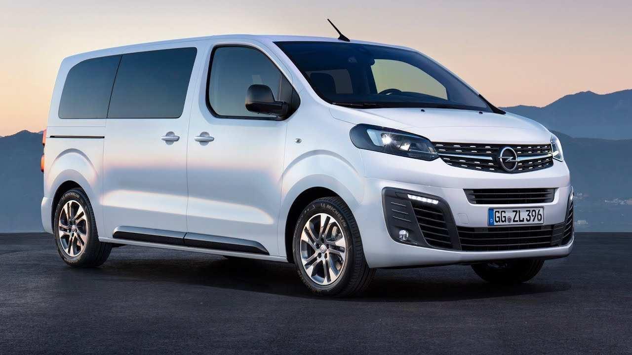 58 New Opel Zafira 2019 Release by Opel Zafira 2019