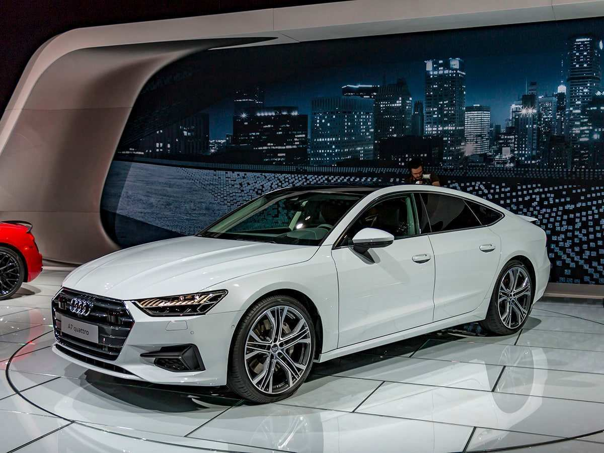 58 The 2019 Audi A7 Debut Wallpaper with 2019 Audi A7 Debut