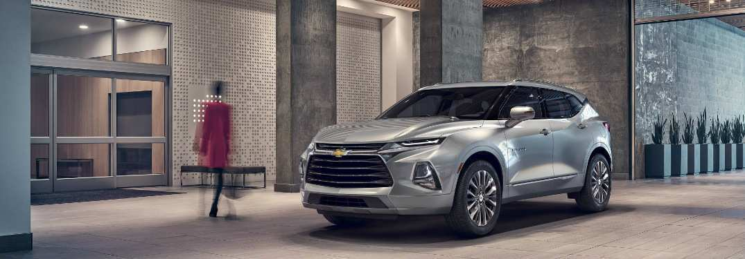 58 The 2019 Chevrolet Blazer Release Date Images with 2019 Chevrolet Blazer Release Date