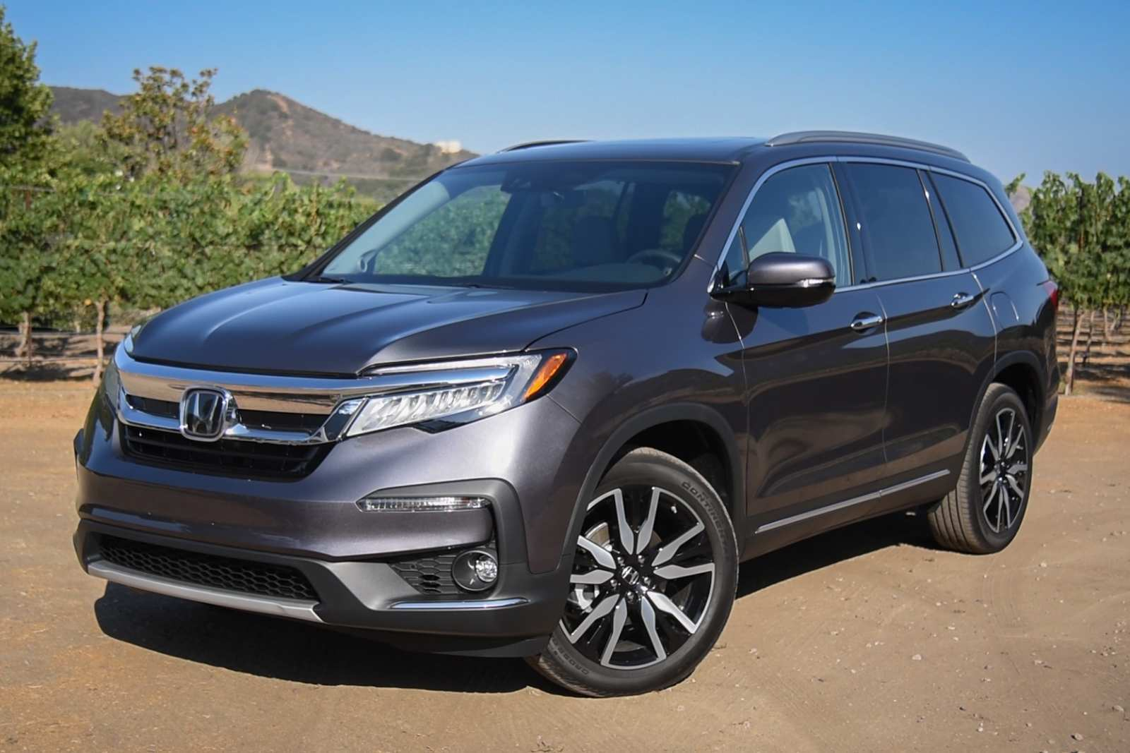 58 The 2019 Honda Pilot Review First Drive for 2019 Honda Pilot Review