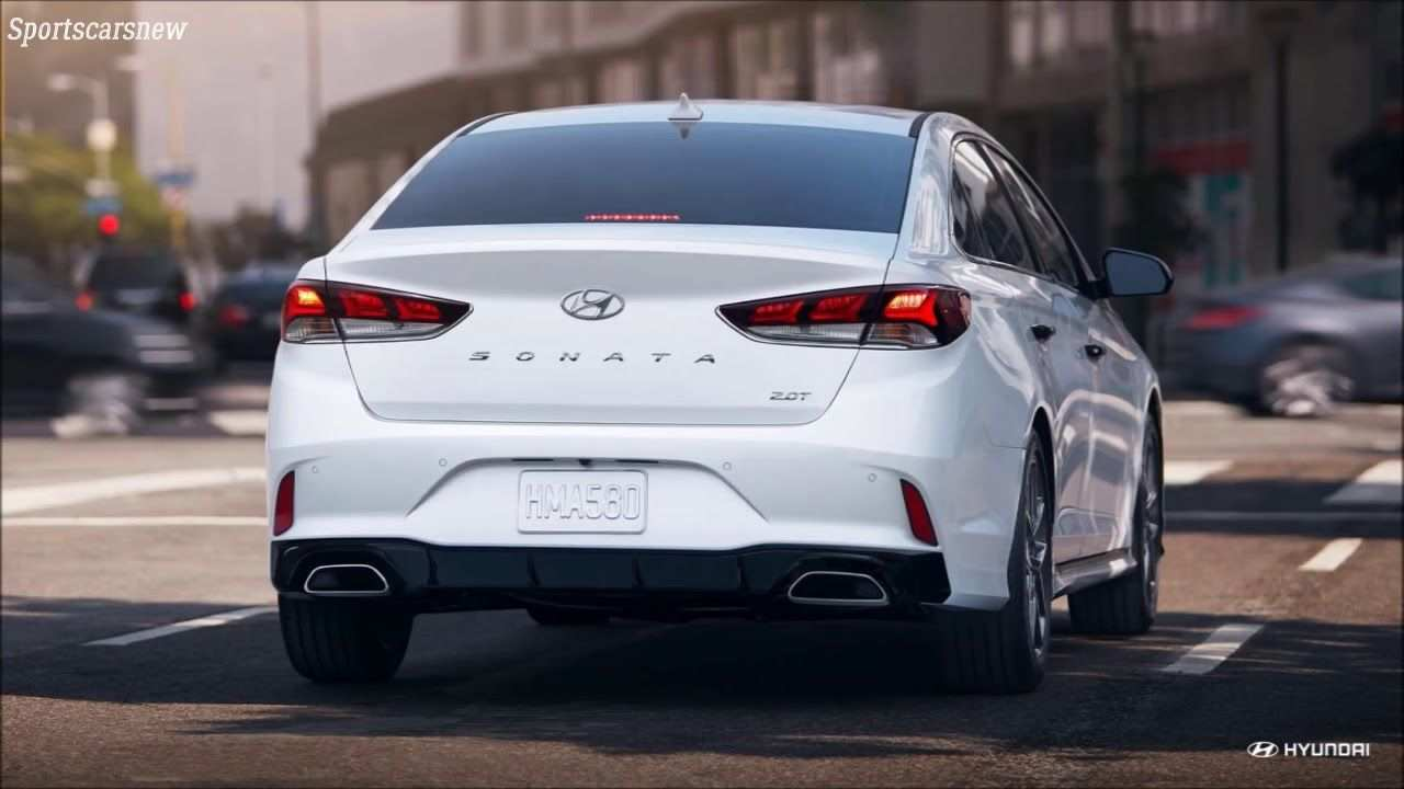 58 The 2019 Hyundai Sonata Review Ratings by 2019 Hyundai Sonata Review