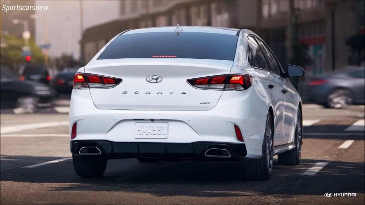 58 The 2019 Hyundai Sonata Review Ratings by 2019 Hyundai Sonata Review