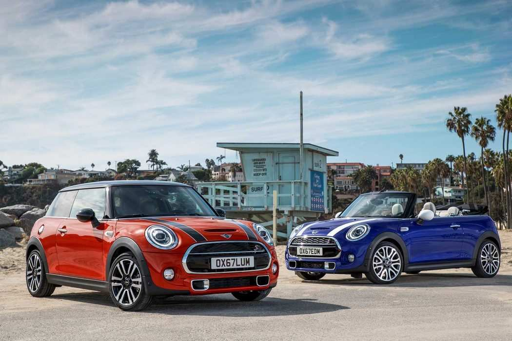 58 The 2019 Mini Cooper Lci Overview for 2019 Mini Cooper Lci