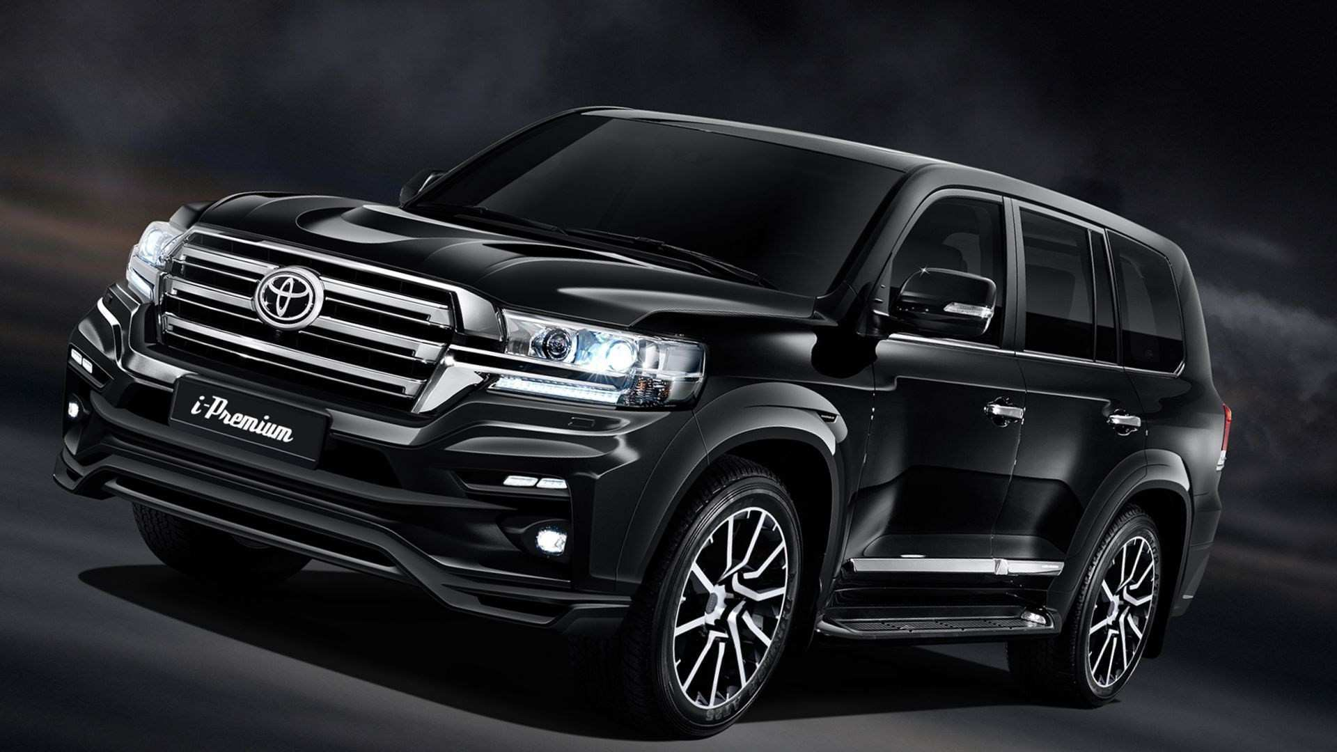 58 The 2019 Toyota Land Cruiser 200 Style for 2019 Toyota Land Cruiser 200