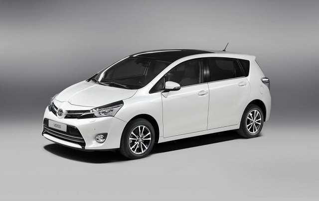 58 The 2019 Toyota Verso Reviews by 2019 Toyota Verso