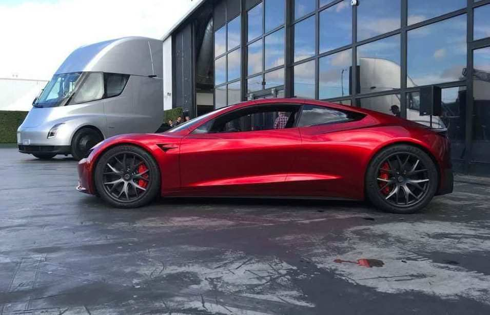 58 The 2020 Tesla Roadster Battery Overview with 2020 Tesla Roadster Battery