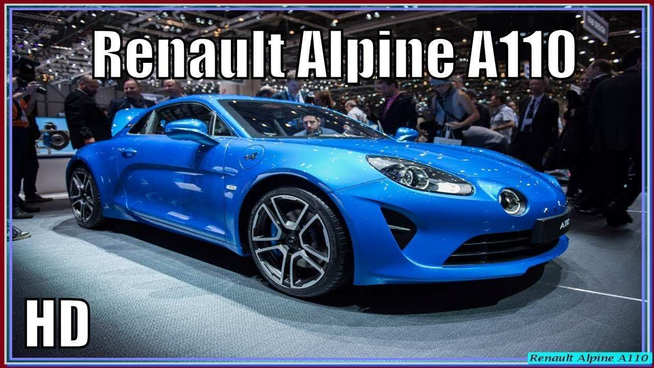 58 The Renault Alpine 2020 Research New with Renault Alpine 2020