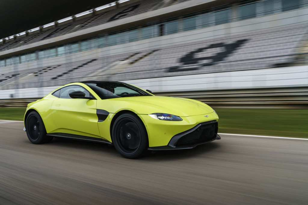 59 All New 2019 Aston Martin Vantage Review Review by 2019 Aston Martin Vantage Review