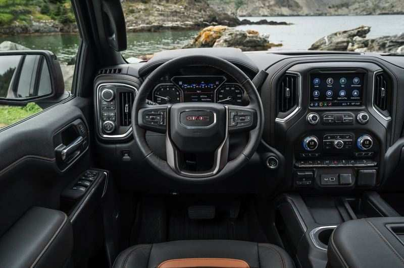 59 All New 2019 Gmc Sierra Interior Review by 2019 Gmc Sierra Interior