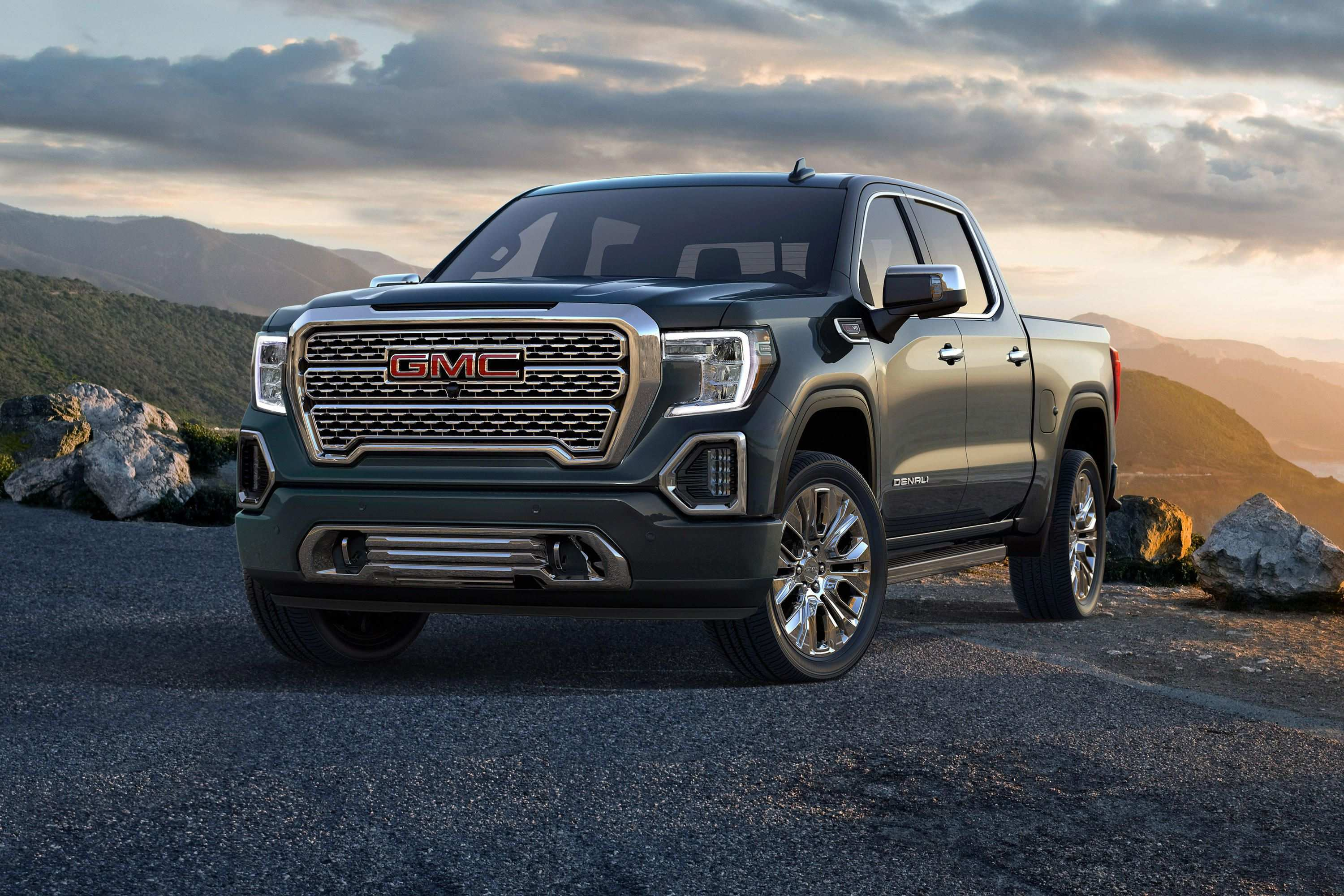 59 All New 2019 Gmc Truck Concept with 2019 Gmc Truck