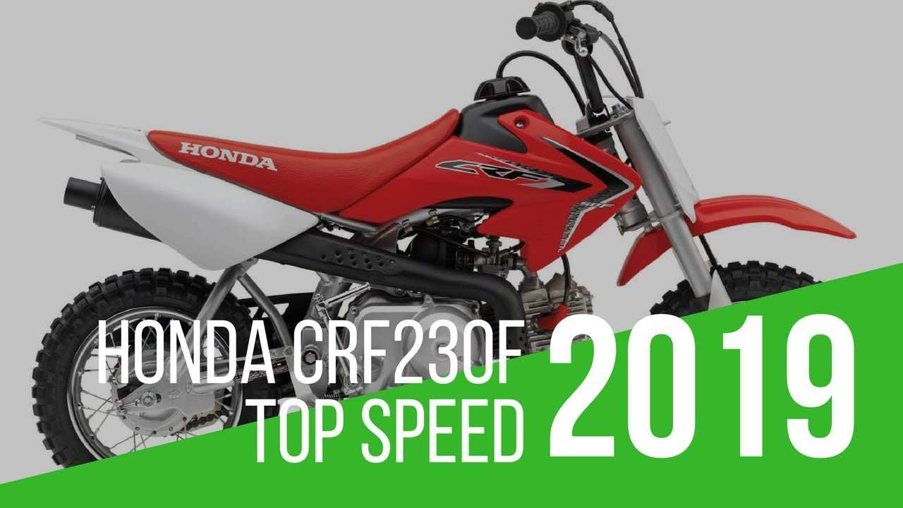 59 All New 2019 Honda 230F New Review by 2019 Honda 230F