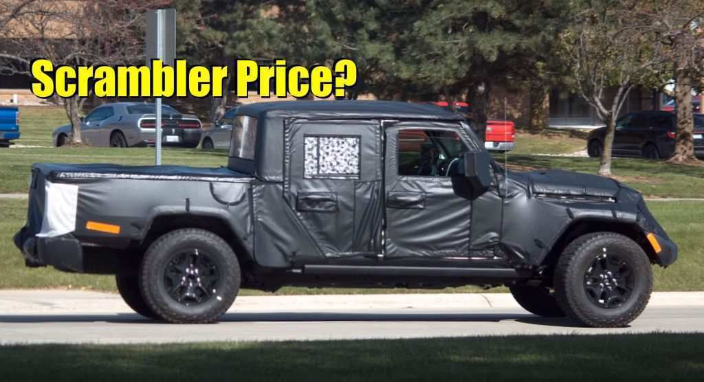 59 All New 2019 Jeep Jt Price Concept by 2019 Jeep Jt Price