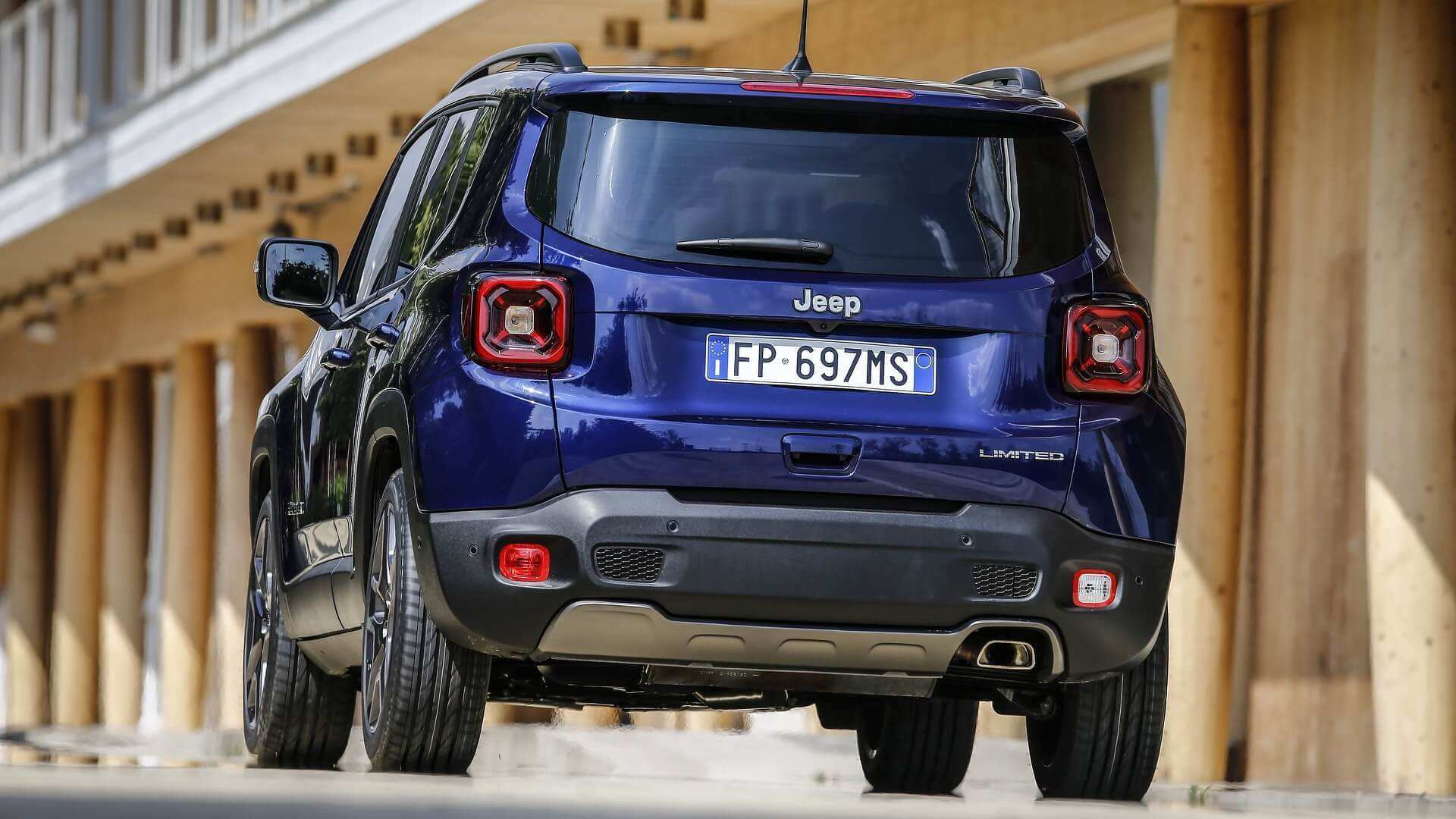 59 All New 2019 Jeep Renegade Review Exterior for 2019 Jeep Renegade Review
