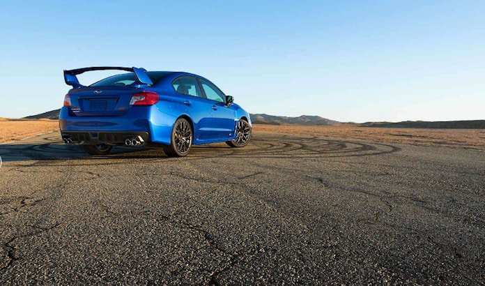 59 All New 2019 Subaru Wrx Sti Hatch Release Date for 2019 Subaru Wrx Sti Hatch