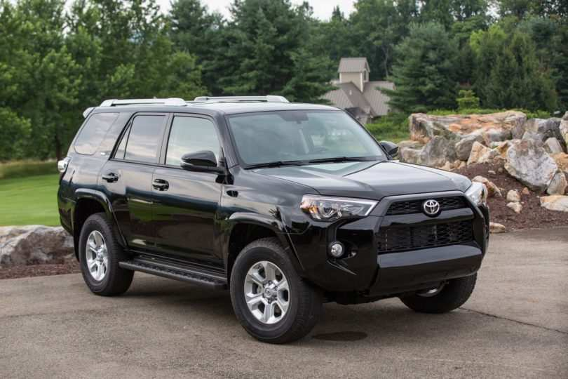 59 All New 2019 Toyota 4Runner Engine Exterior and Interior by 2019 Toyota 4Runner Engine