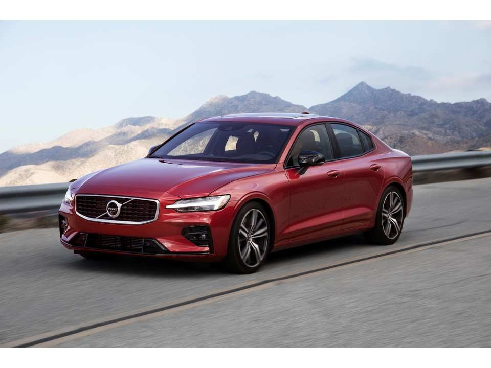 59 All New 2019 Volvo Sedan Exterior with 2019 Volvo Sedan