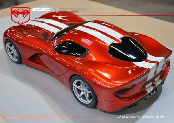 59 All New 2020 Dodge Viper Concept Redesign and Concept with 2020 Dodge Viper Concept