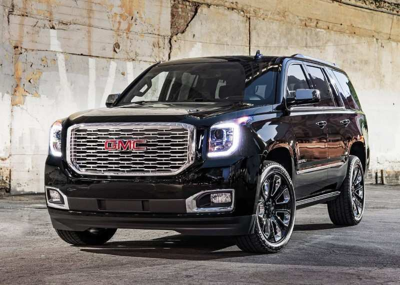 59 All New 2020 Gmc Yukon Concept First Drive for 2020 Gmc Yukon Concept