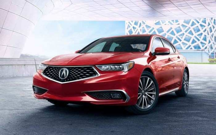 59 Best Review 2019 Acura Tlx Type S Speed Test for 2019 Acura Tlx Type S
