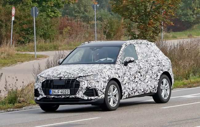 59 Best Review 2019 Audi Q3 Usa Model for 2019 Audi Q3 Usa