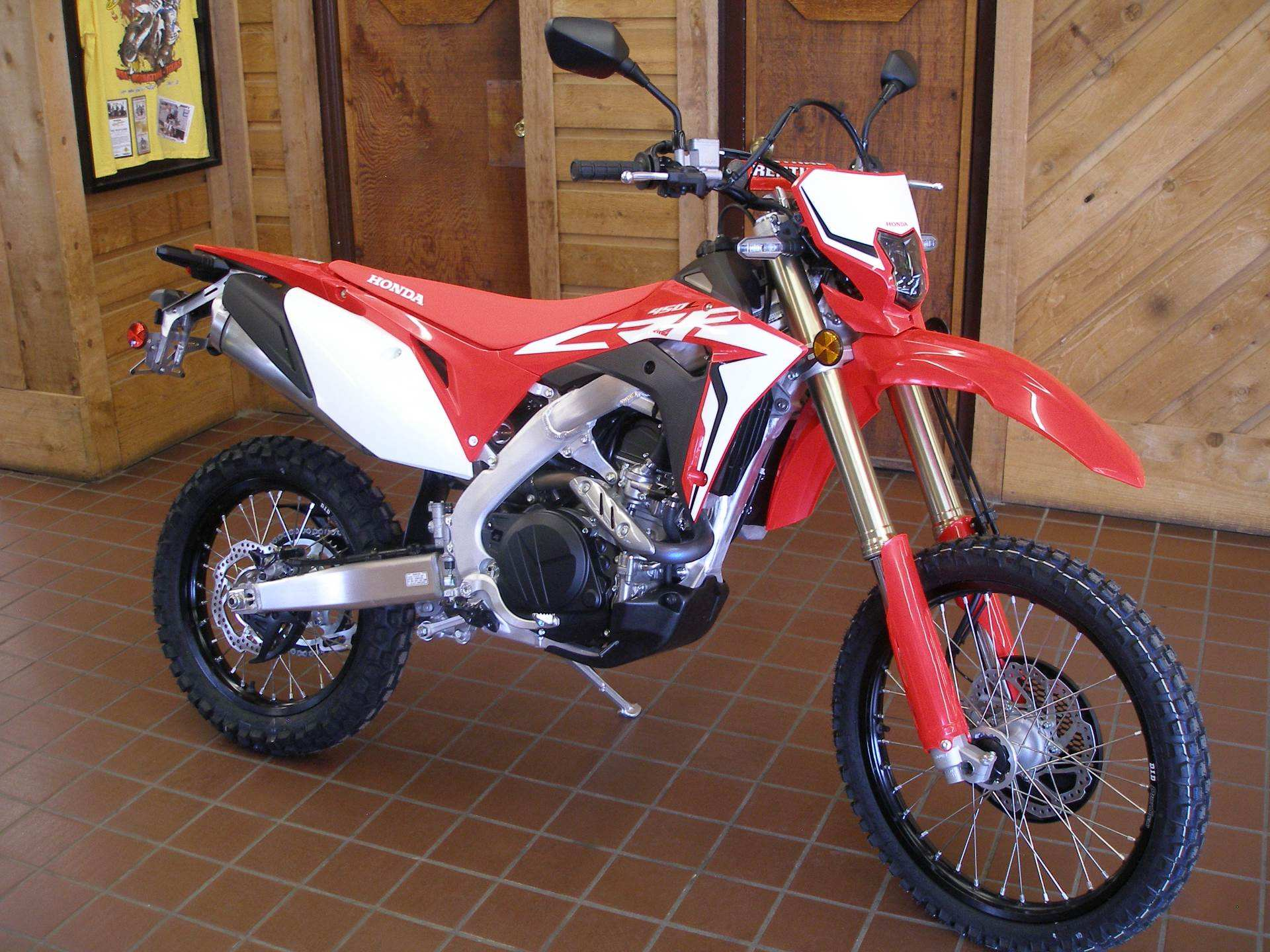 59 Best Review 2019 Honda Crf450L Price and Review with 2019 Honda Crf450L