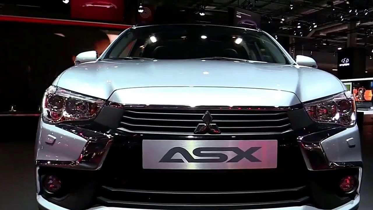 59 Best Review 2019 Mitsubishi Asx Spy Shoot by 2019 Mitsubishi Asx
