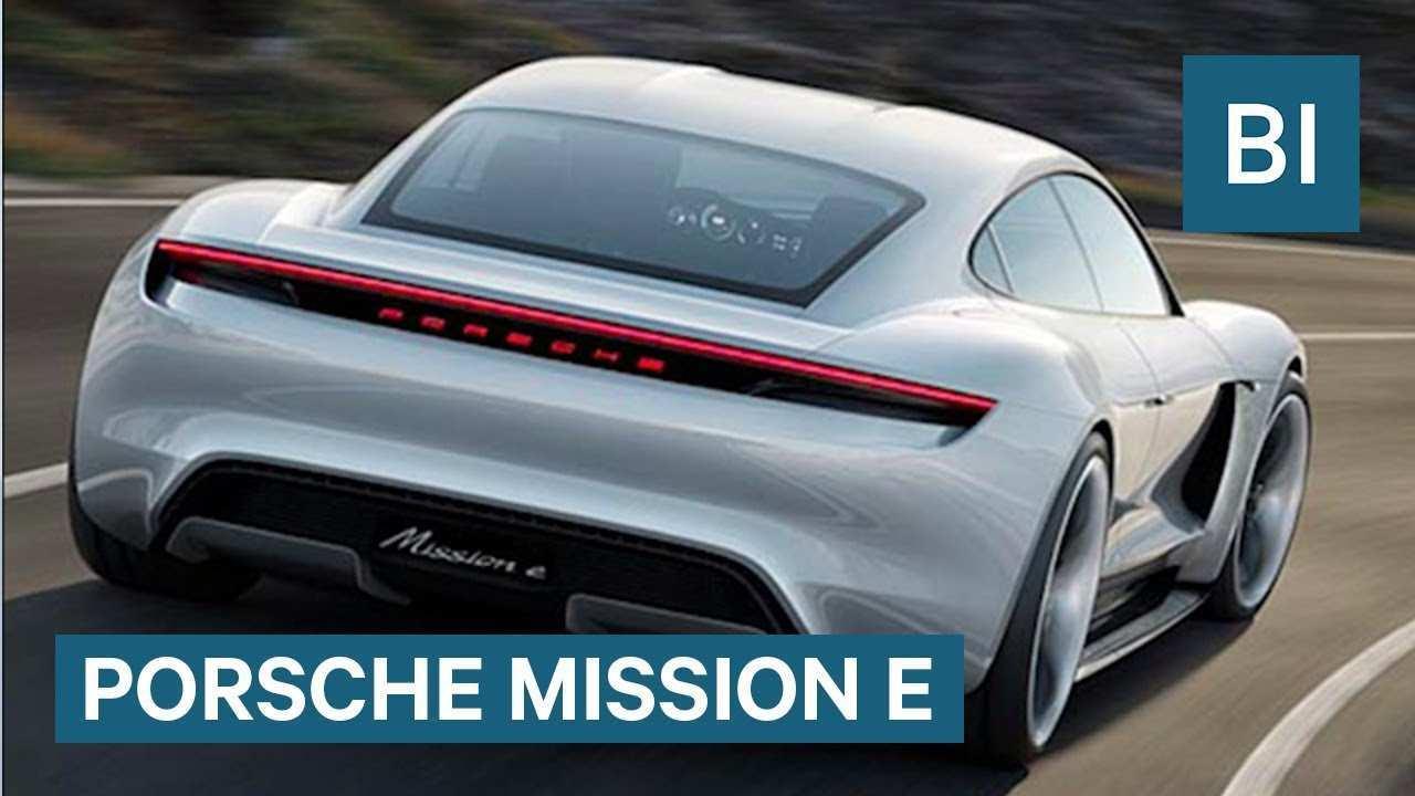 59 Best Review 2019 Porsche Supercar Concept for 2019 Porsche Supercar
