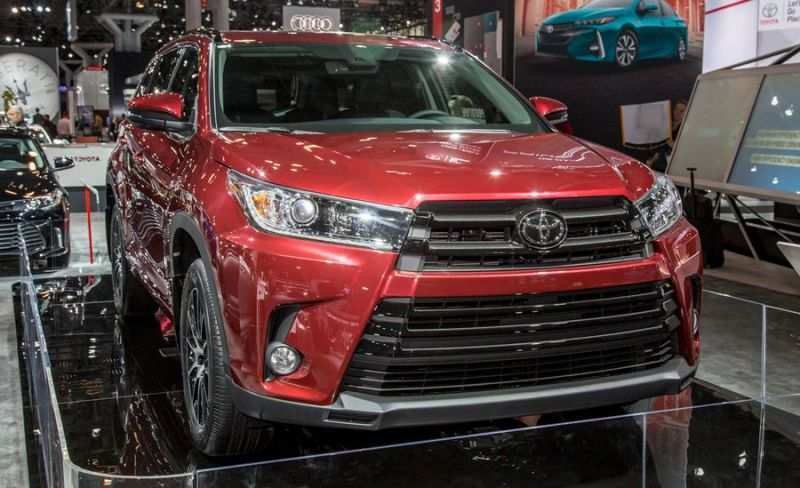 59 Best Review 2019 Toyota Redesign Interior with 2019 Toyota Redesign