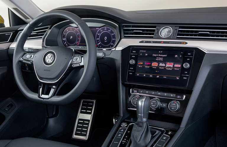 59 Best Review 2019 Volkswagen Passat Interior Research New for 2019 Volkswagen Passat Interior